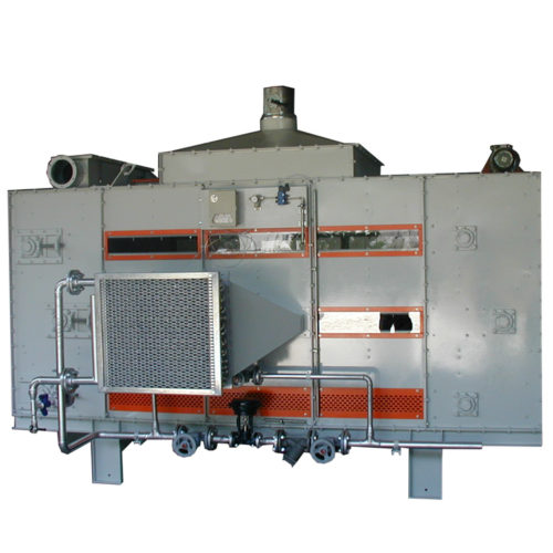 Cimas - Raffreddatore Essiccatoio mod. REO - 2