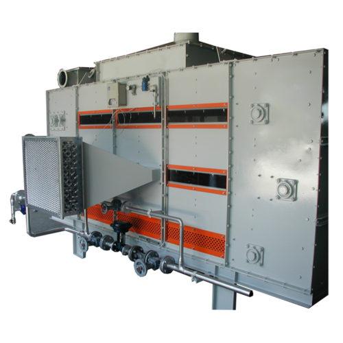 Cimas - Raffreddatore Essiccatoio mod. REO - 3
