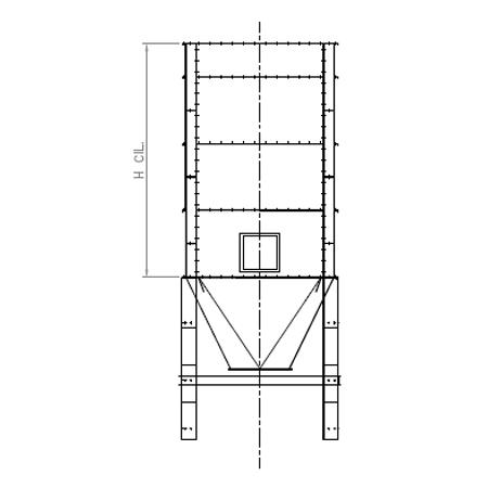 Cimas - Contenitori Modulari mod. CC - 1