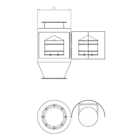 Cimas - Deferrizzatore mod. DPM - 1